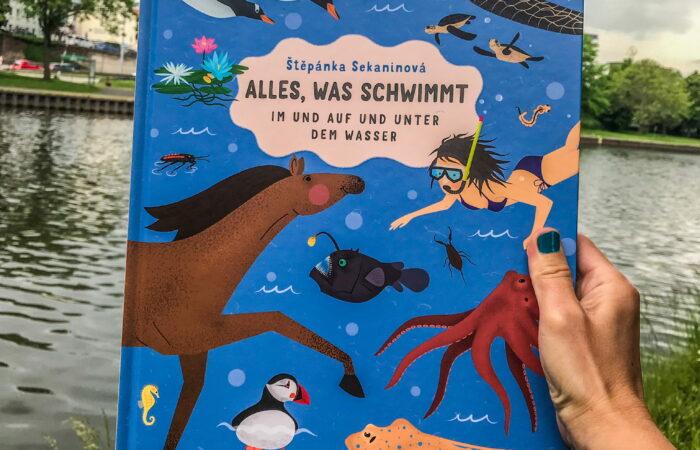 Kinderbuch Alles, was schwimmt