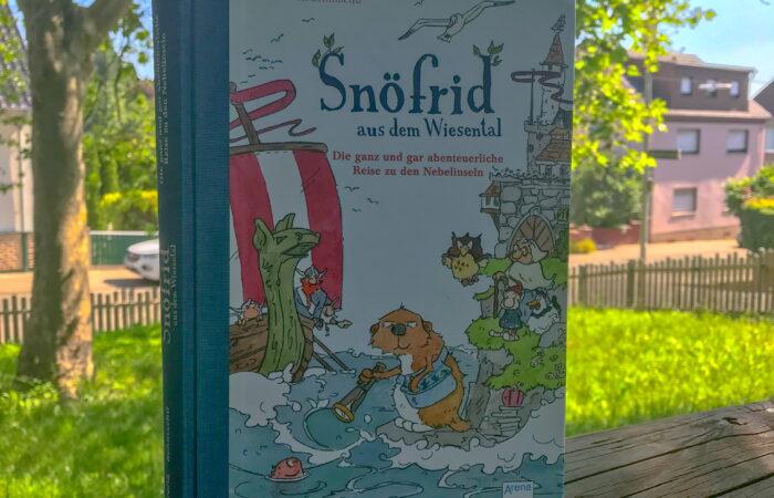 Kinderbuch Snöfrid aus dem Wiesental