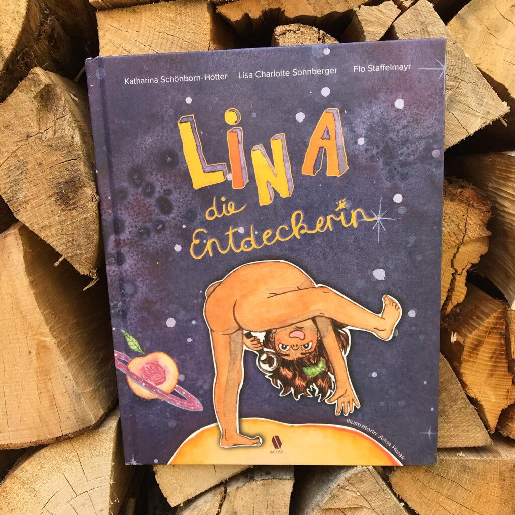 Kinderbuch Lina die Entdeckerin