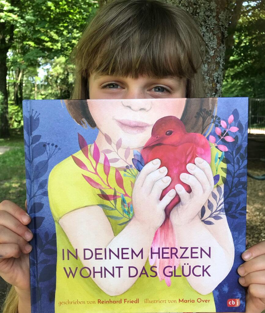 Kinderbuch In deinem Herzen wohnt das Glück