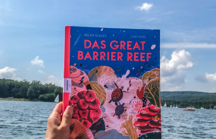 Kinderbuch Das Great Barrier Reef