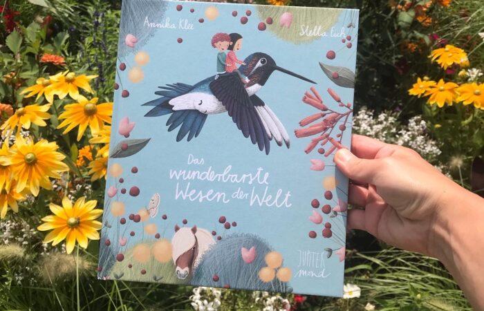 Kinderbuch Das wunderbarste Wesen der Welt