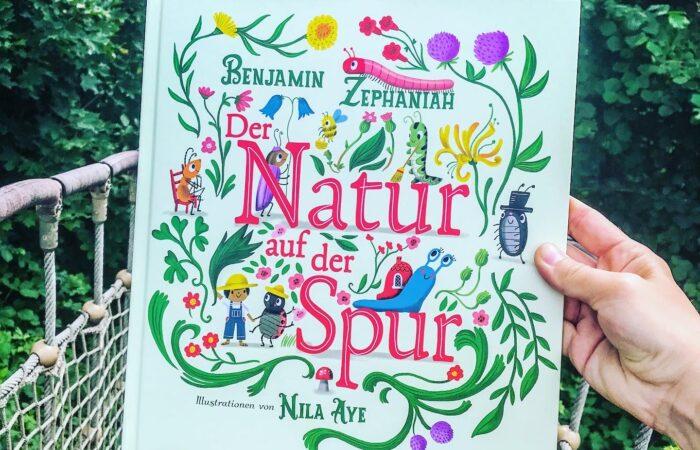 Kinderbuch Der Natur auf der Spur