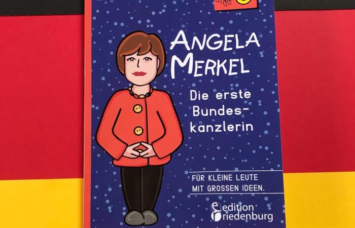 Kinderbuch Angela Merkel - Die erste Bundeskanzlerin
